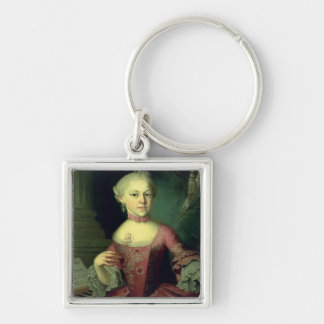 Maria-Anna Mozart, called 'Nannerl' Key Ring