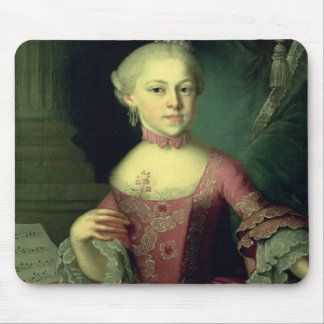 Maria-Anna Mozart, called 'Nannerl' Mouse Mat
