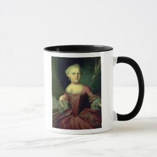 Maria-Anna Mozart, called 'Nannerl' Mug