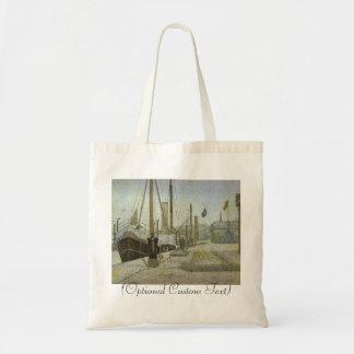 Maria at Honfleur Budget Tote Bag