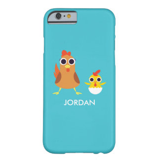 Maria & Bandit the Chickens Barely There iPhone 6 Case