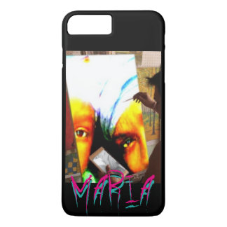 MARIA by YOURS TRULY, (CAPITAL W) iPhone 8 Plus/7 Plus Case