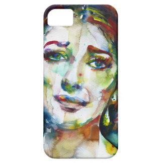 MARIA CALLAS - watercolor portrait.2 Case For The iPhone 5