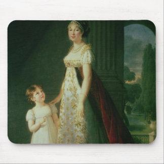Maria Carolina Bonaparte, Queen of Naples Mouse Pad