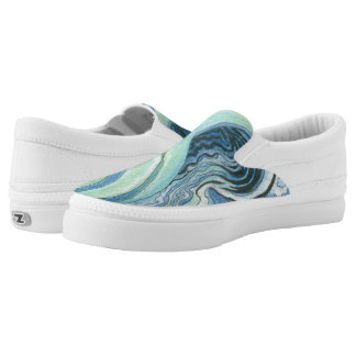 Maria Damianou  Water Challenge Slip-On Shoes