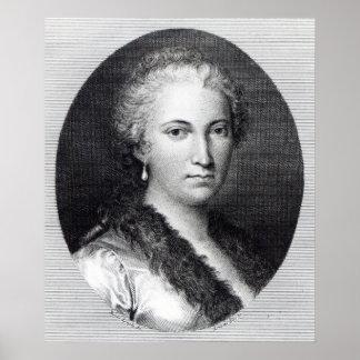 Maria Gaetana Agnesi Print