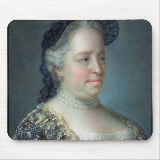 Maria Theresa, Empress of Austria, 1762 Mouse Mat