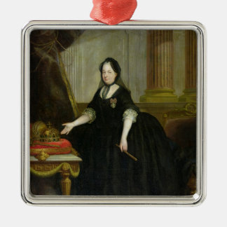 Maria Theresa  Empress of Austria Christmas Ornament