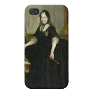 Maria Theresa  Empress of Austria iPhone 4 Cases