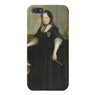 Maria Theresa  Empress of Austria iPhone 5/5S Cases