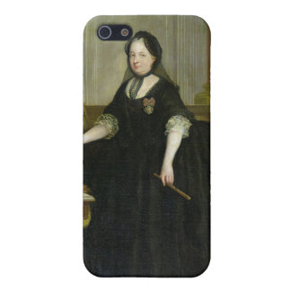 Maria Theresa  Empress of Austria Cases For iPhone 5
