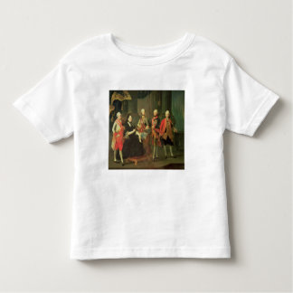 Maria Theresa of Austria  with four of her Toddler T-Shirt