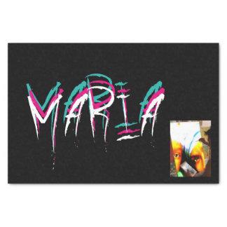 MARIA TISSUES TISSUE PAPER