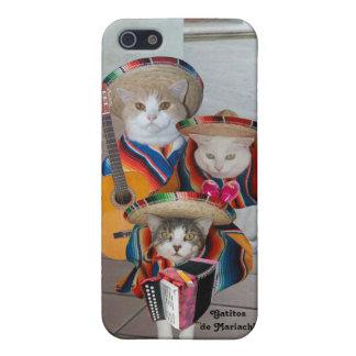 Mariachi Kitties/Gatitos de Mariachi iPhone 5/5S Case