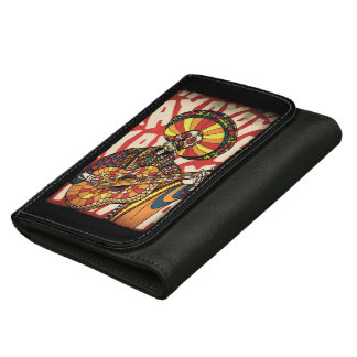 Mariachi Leather Wallets