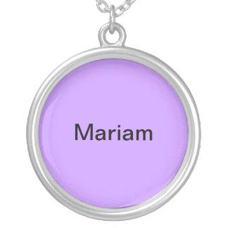 """""""Mariam"""" Necklace"""