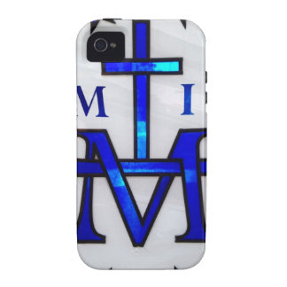 Marian Cross iPhone 4 Cases