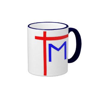 MARIAN CROSS COFFEE MUG