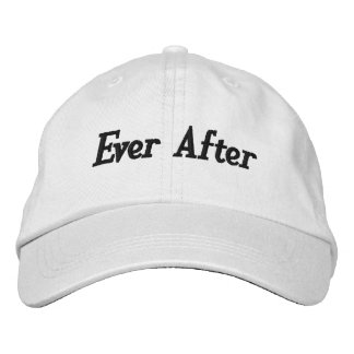 Marianas Trench Ever After Hat Embroidered Hats