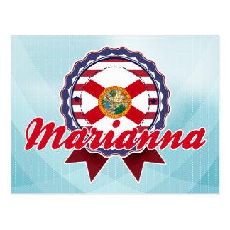 Marianna, FL Postcard