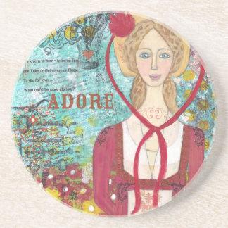 Marianne Dashwood Coaster