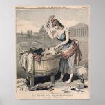 Marianne the Queen of the Washerwomen Print