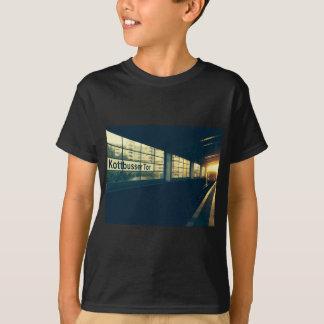 Maria's Kottbusser gate underground RK Sunset T-Shirt