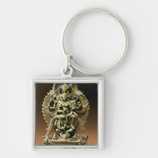 Marichi, the ray of Dawn, Pala period, Eastern Ind Key Ring