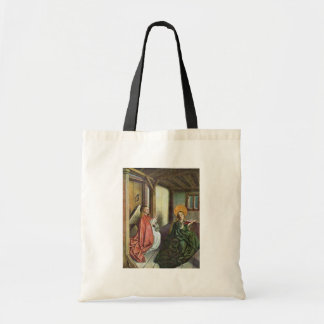 Marie Altar Altar Outside Of A Wing The Annunciat Tote Bag