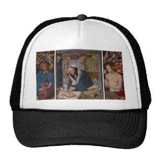 Marie altar trucker hats