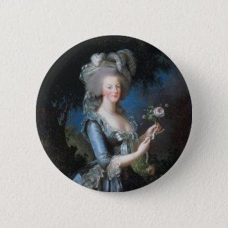 Marie Antoinette 6 Cm Round Badge