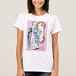 Marie Antoinette and Bluebird T-Shirt