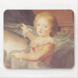 Marie-Antoinette and her Children Mouse Mat