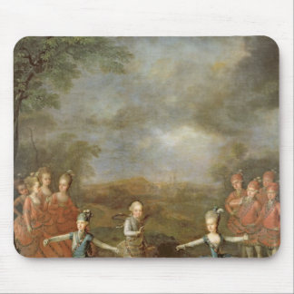 Marie Antoinette and her sisters Mouse Mat