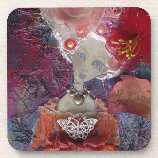 Marie Antoinette Beverage Coaster