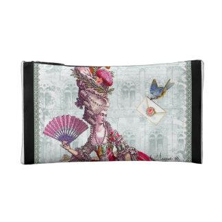 Marie Antoinette & Bluebird Cosmetic Bags