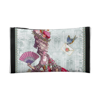 Marie Antoinette & Bluebird Makeup Bags