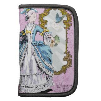Marie Antoinette & Bluebird Organizers