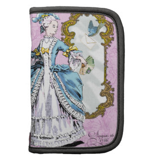 Marie Antoinette & Bluebird Planners