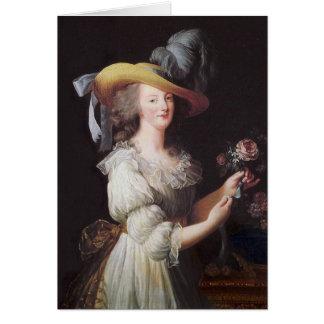 Marie Antoinette Card