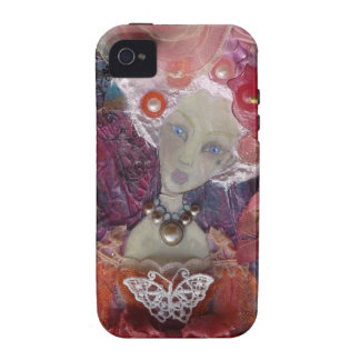 Marie Antoinette Vibe iPhone 4 Covers