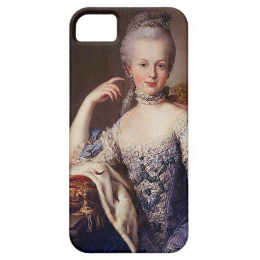 Marie Antoinette iPhone 5 Covers