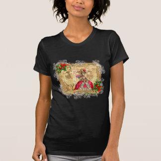 Marie Antoinette Christmas Ball T-Shirt
