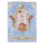 Marie Antoinette-Eat Cake...notecard Note Card