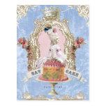 Marie Antoinette-Eat Cake...postcard