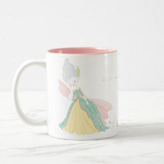 Marie Antoinette Girlie Mug