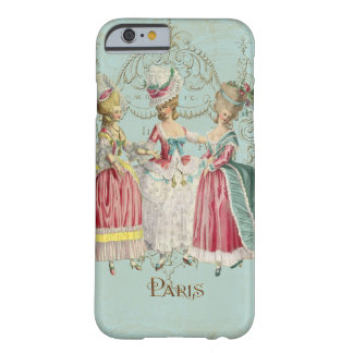 Marie Antoinette Ladies in Waiting Barely There iPhone 6 Case