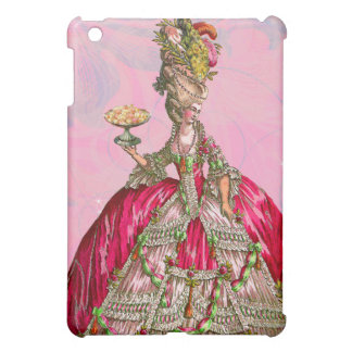 Marie Antoinette Let Them Eat Cake  Cover For The iPad Mini