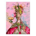 Marie Antoinette Let them Eat Cake Invitations