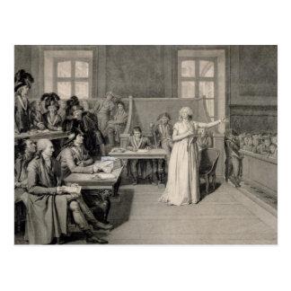 Marie-Antoinette  of Habsbourg-Lorraine 2 Postcard